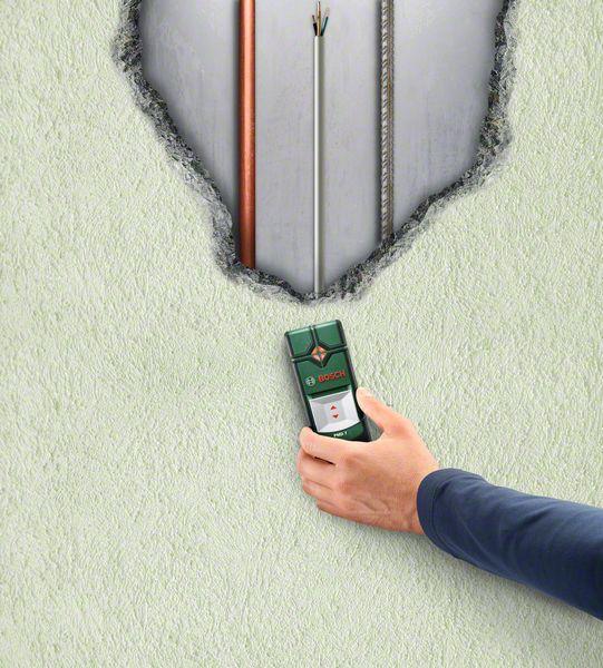 Детектор проводки в стене