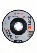 2608619254 X-LOCK ОТРЕЗНОЙ КРУГ 125x1.6 E.f.Metal (Bosch Expert for Metal) 2.608.619.254 БОШ